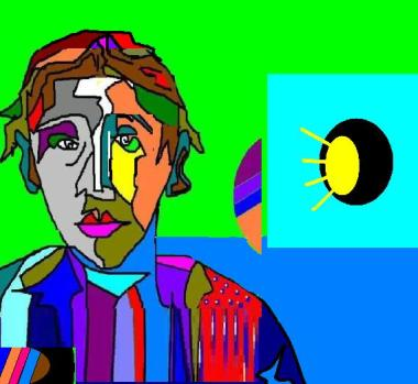 ritratto di un pittore